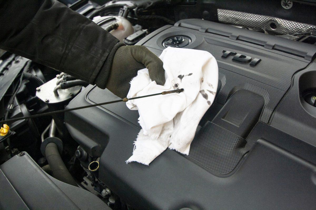 Motorolja – smörjmedel och slitageskydd